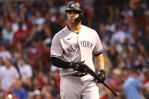 Yankees hoping Gary Sanchez can avoid injured list