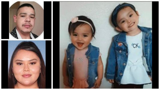 Police say man abducted mother and her 2 young daughters