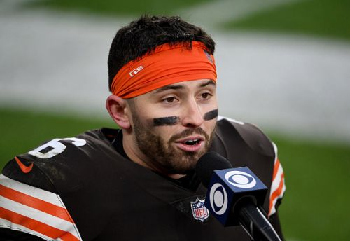 'I just saw a UFO': Browns QB Baker Mayfield says he had a strange encounter