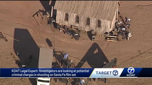 KOAT Legal Expert: Investigators looking at criminal charges on 'Rust' film shooting