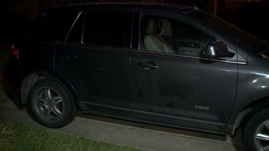 Parking tickets lead woman to stolen SUV