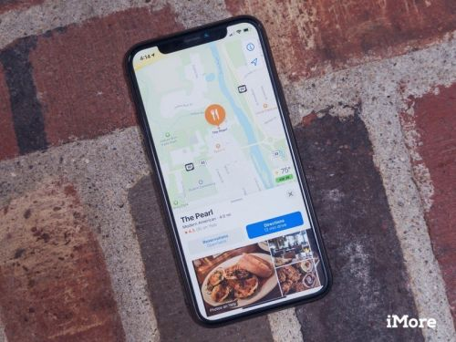 How to open Apple Maps locations in Google Maps