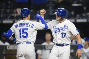 Rosario's 3-run homer sends Indians to 8-6 win over Royals