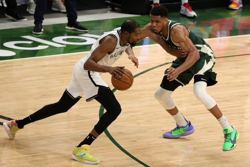 Kevin Durant, Nets outdueled by Bucks in potential playoff preview