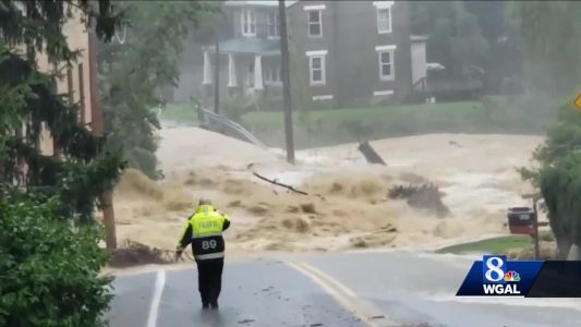 Federal aid available to Susquehanna Valley residents, businesses affected by August flooding