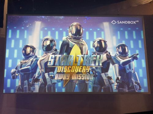 Hands-on with Sandbox VR's Star Trek: Discovery - Away Mission