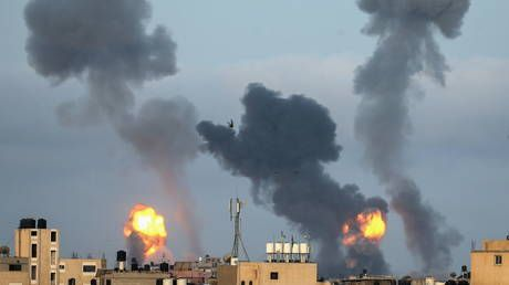 Netanyahu vows to step up 'might and frequency' of Israel's attacks on Gaza