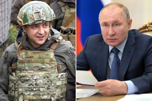 Ukraine leader's request to talk to Putin ignored: official