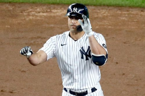 Giancarlo Stanton's hot streak started with Yankees lineup switch