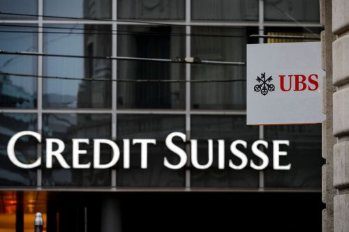 Credit Suisse, UBS reportedly held tie-up talks backed by both chairmen