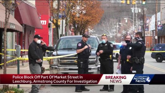 Police investigate shooting report in Armstrong County