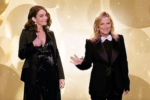 Tina Fey's stylist Cristina Ehrlich on prepping for Golden Globes 2021