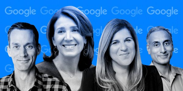 Meet the 15 Google execs who report to CEO Sundar Pichai and are leading the internet company's most critical businesses