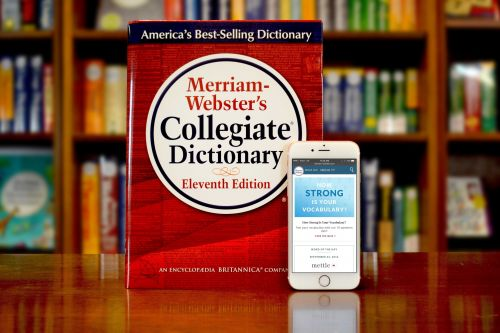 Merriam-Webster announces new additions including nonbinary pronoun 'they' and 'dad joke'