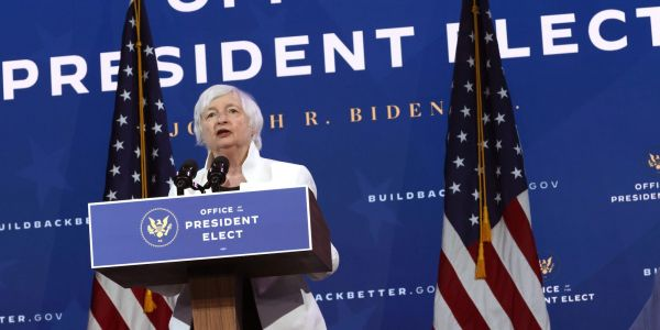 Janet Yellen isn't likely to immediately revive the Fed's expired relief programs, report says
