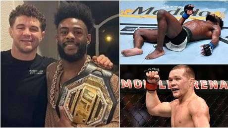 'Glad to see the champ is fine now': Petr Yan mocks Aljamain Sterling for 'celebrating' controversial UFC 259 DQ win