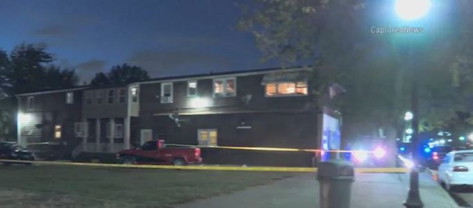 1 killed, 2 injured after shooting at apartment building in East Chicago