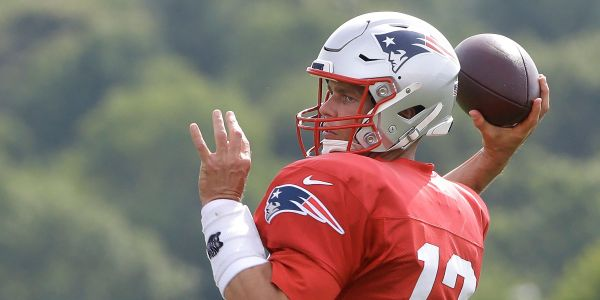 Tom Brady forced to change helmets because of NFL rule, says it is a difficult adjustment