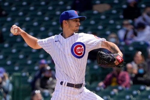 Cubs hang on to beat Pirates 3-2, win 4th in a row