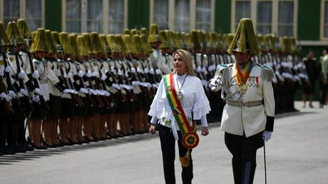 American bot? US veteran shares thousands of anti-Morales tweets during Bolivia coup