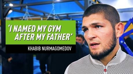 UFC 249: Khabib Nurmagomedov to kick off his training camp for Tony Ferguson at his brand new gym in Dagestan