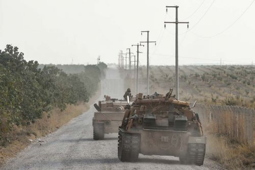 Defense chief: U.S. troops leaving Syria to go to western Iraq
