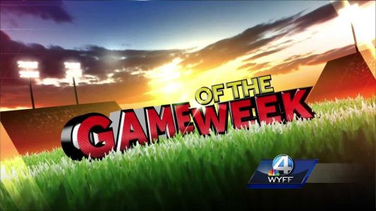 Vote for this week's WYFF News 4's Friday Night Hits Game of the Week
