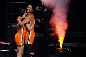 Replacement named for Liz Cambage in Australian Olympic team