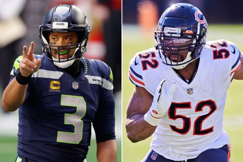 Russell Wilson to Bears rumors heat up: Here's what a trade could look like