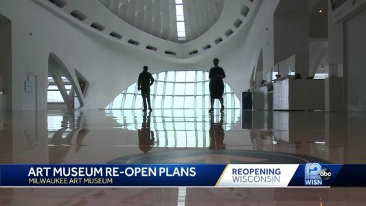 Milwaukee Art Museum to reopen