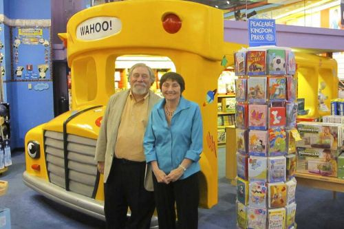 'Magic School Bus' author Joanna Cole dies at age 75