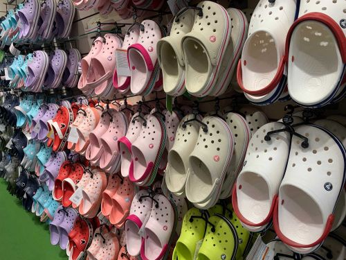 Crocs sues Walmart, Hobby Lobby and others for allegedly copying its popular shoe