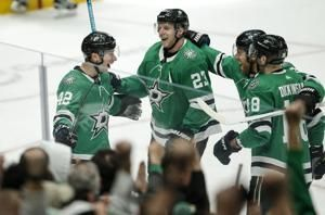 Pacioretty scores in OT, Golden Knights beat Stars 3-2