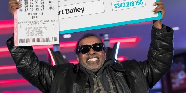 The winner of the $343 million Powerball jackpot in New York finally won after playing the same numbers for 25 years