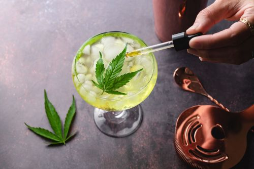 The Hamptons have discovered CBD cocktails
