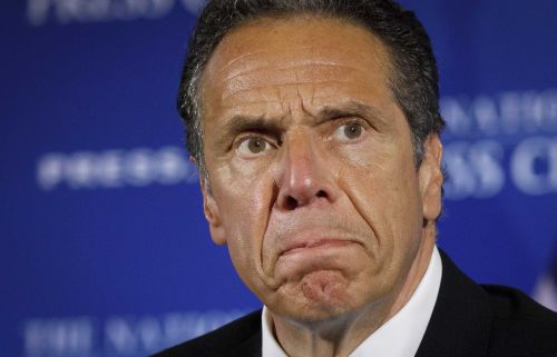 Former New York Gov. Andrew Cuomo accused of forcible touching in criminal complaint