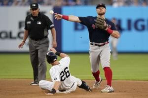 Red Sox stifle short-handed Yanks 4-0 with Judge on COVID IL