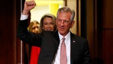 Alabama Senate Candidate Tommy Tuberville Struggles To Discuss Voting Rights Act