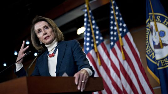 Pelosi Spokesman: Trump Administration Leaked Plans To Fly Commercially To War Zone