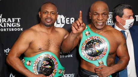 Anyone upset with the outcome of the Mike Tyson vs Roy Jones Jr fight needs their own head examined