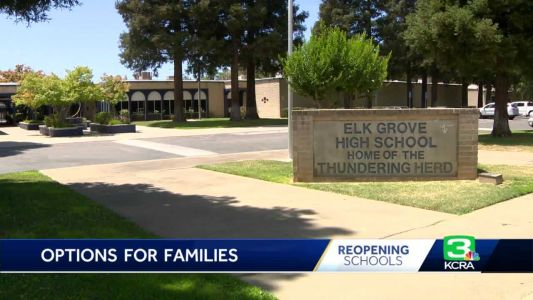 Elk Grove Unified releases COVID-19 back-to-school options